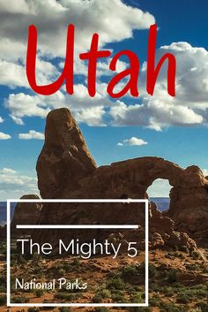 The Mighty 5 National Parks – Plan a Trip Around Utah