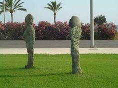 Resultado de imagen de esculturas abstractas