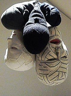 Billedresultat for louise bourgeois sculpture Textile Sculpture, Textile Fiber Art, Soft Sculpture, Modern Sculpture, Louise Bourgeois Art, Textiles, Wow Art, Feminist Art, Fabric Art