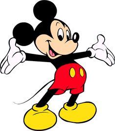 BulutsMom: Mickey Mouse Temalı Doğum Günü Süsleri