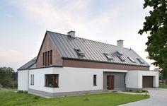 Projekt wnętrz domu w Wróblowicach
