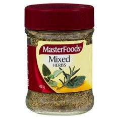 Mixed Herbs – MasterFoods 40 g | Shop Australia
