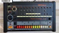 Roland TR-808 - Famous Drum Beats