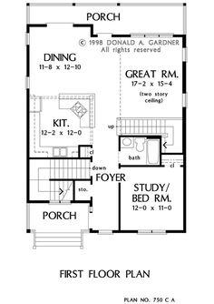 Like Main Level layout