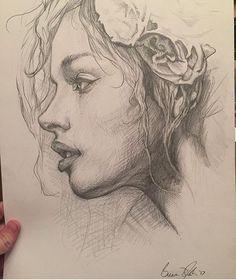 "7,124 Likes, 50 Comments - Ben Prenevost (@benprenart) on Instagram: ""Ahhhhhhhh! I'm jealous it is so beautifully pencilled!  Not my art!  This is a ✨✨#drawkattyuknowwho…"""