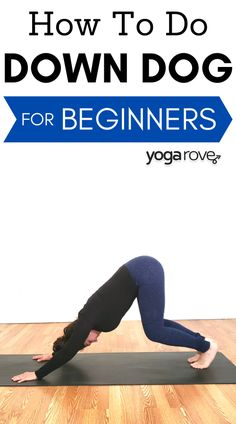 Learn how yoga beginners should practice downward dog with this simple tutorial. This is especially good for people who are not flexible. Best Weight Loss Plan, Weight Loss For Women, Yoga Routine For Beginners, Upward Facing Dog, Easy Yoga Poses, Downward Dog, Yoga At Home, Injury Prevention, Yoga Flow