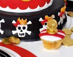 Bursdag for små pirater