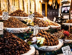 Travel to Casablanca, Fes and Marrakech on a Moroccan food adventure. Master traditional North African recipes of tajine, couscous and pastries in instructional cooking classes. Tour spice markets and souqs, and unwind in a traditional riad.