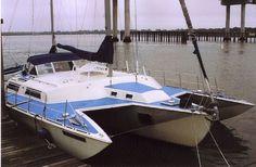 1967 Corinthian Yachts Trimaran Sail Boat For Sale - www.yachtworld.com