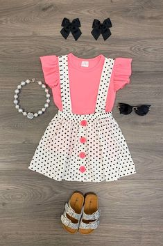Baby First Outfit Casual 46 Best Ideas Baby Girl Fashion, Toddler Fashion, Kids Fashion, Fashion Clothes, Fashion 2015, Dresses Kids Girl, Kids Outfits, Cute Outfits, Girls