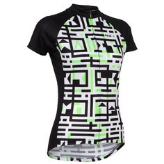 Wiggle | Primal Women's A-Maze-Ing Short Sleeve Jersey | Short Sleeve Cycling Jerseys