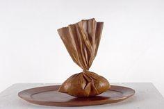 Folie a deux madera / wood 4 1x 31 x 29 cm 2011