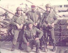 Argentine Soldiers