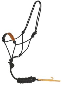 Leather Nose Rope Halter