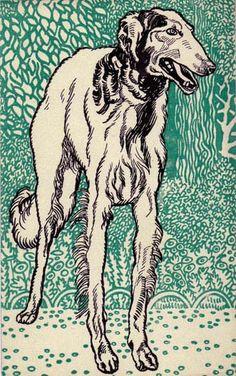 677. Moriz Jung - Wiener Werkstatte postcard