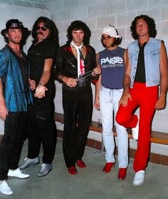 Deep Purple Mark V. 1985