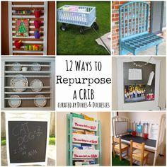Repurpose furniture