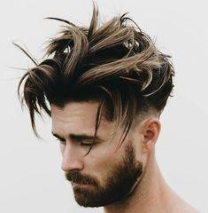 Corte de cabelo masculino para 2018: Principais tendências |Portal Tudo Aqui