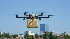 "Ebern Designs Kunigunde 69.29"" H x 39.37"" W Library Bookcase & Reviews   Wayfair Blockchain, Uav Drone, Drones, Future Transportation, Modern Tools, Federal Prison, Drone Technology, Big Brown, Urban City"