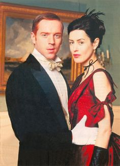 gina mckee as Irene Forsyte
