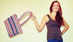 Henkeltaschen aus #Peru in farben des Sommers. #Henkeltasche #Sommer #bunt #Wolle  http://www.bunte-handtaschen.de/handtaschen/