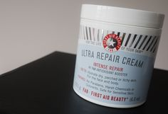 Review: F.A.B Ultra Repair Cream. Absolutely fantastic for dry skin!
