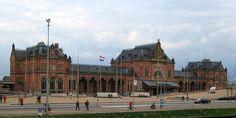 Monumentera - Locatie - Station Groningen