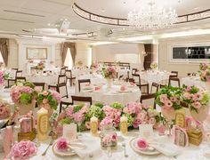 Una idea de como decorar el salon para el dia de tu boda