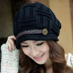 5c454b34481a46 Latest Winter Caps For Indian And pakistani Girls (10) Scarf Hat, Beanie  Hats