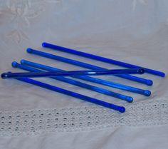 cobalt blue depression glass - Google Search
