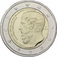 Erikoiseurot Kreikka 2 €