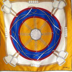 eec22403e696 26 meilleures images du tableau foulard en soie Céline   Celine ...