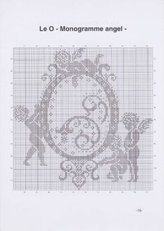 Вышиваем крестиком. МОНОГРАММЫ С АНГЕЛАМИ (18) (495x700, 198Kb)