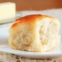These Honey Rolls are soft, tender, and sweet. Simple recipe. Made them in my Kitchen aid today. Recipe says 12 rolls, but I got 16 good size ones. So easy and they are so soft and delish. So making again.