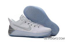 9d43992ba2b0 Nike Kobe 12 Xii White Grey TopDeals