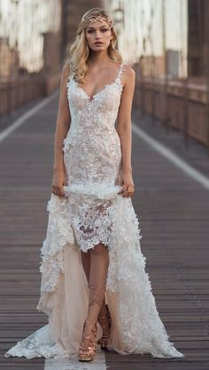 Ideas Wedding Gowns With Sleeves Sophisticated Bride Bridal Collection Wedding Attire, Boho Wedding, Wedding Reception, Trendy Wedding, Luxury Wedding, Wedding Bride, Perfect Wedding, Wedding Venues, Dream Wedding Dresses