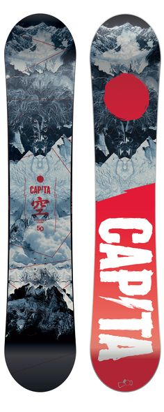 CAPiTA Outerspace Living Snowboard 2017