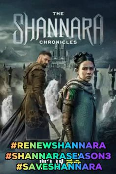 Chroniques De Shannara Saison 3 : chroniques, shannara, saison, Renew, Shannara, Chronicles, Ideas, Chronicles,, Renew,, Season