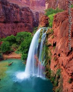Havasu Canyon, Grand Canyon...