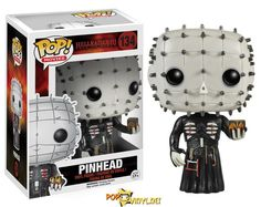 Introducing the new 1980s horror HellRaiser Pin Head POP Vinyl to the Funko pop family, we posted a peek of Pin Head when he was still prototype which can been seen here. No set dates have been confirmed for the release but we will be updating as soon as we find out! Iconic Hell Raiser …