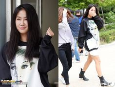 SISTAR's Soyou @ The 19th South Korean Presidential Election Voting in Cheongdam Elementary School Seoul : http://www.bukanscam.com/2017/05/sistars-soyou-19th-south-korean.html