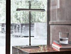 Goldman Desk light by Flos - Cool new lights!!!