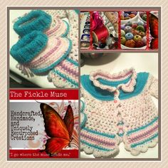 Pretty Baby A-line Swing Sweater Set made for customer