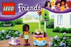 Lego Friends 30107 Andrea Geburtstagsfest 39 teiliges Spielset: Amazon.de: Spielzeug