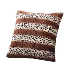 Animal Prints Pillow Cases Covers 18 Variations 17 x 17 (Case Only)