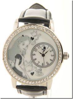 Disney Discovery- Alice In Wonderland Watch