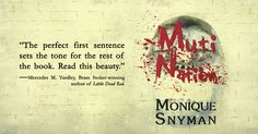 Now Available! http://getbook.at/MutiNation  #horror #epicreads #horrornovels