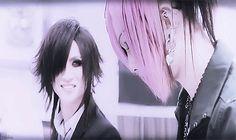 tsuzuku and koichi cute