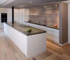New kitchen scandinavian grey cupboards ideas Kitchen Cabinet Layout, Kitchen Cabinets Decor, Kitchen Wall Tiles, Kitchen Flooring, Kitchen Appliances, Cabinet Decor, Kitchen Shelves, Cabinet Colors, Grey Kitchens