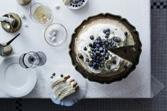 food photography Styled by Pamela Duncan Silver No Bake Desserts, Delicious Desserts, Yummy Food, Food Photography Props, Meal Deal, Food For Thought, Food Pictures, Food Styling, Cake Recipes